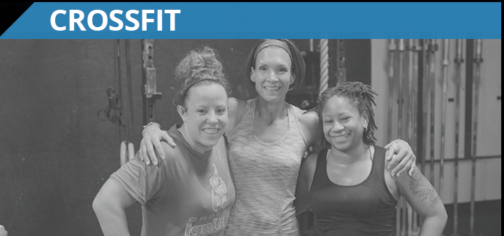 Our Gyms CrossFit Classes In Flushing MI