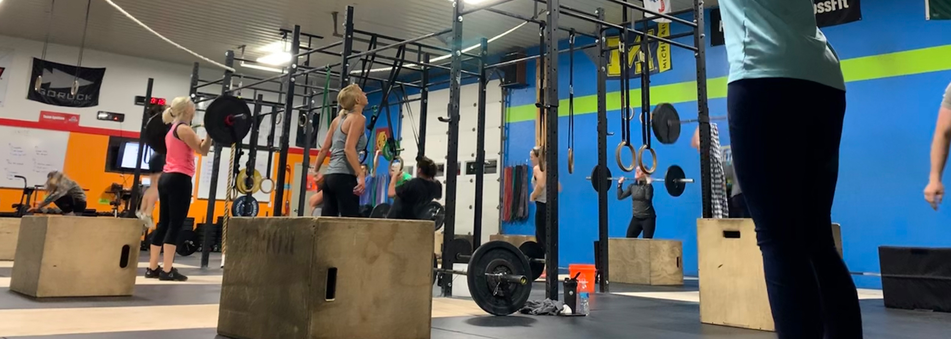 CrossFit Classes near Flushing MI, CrossFit Classes near Flint MI